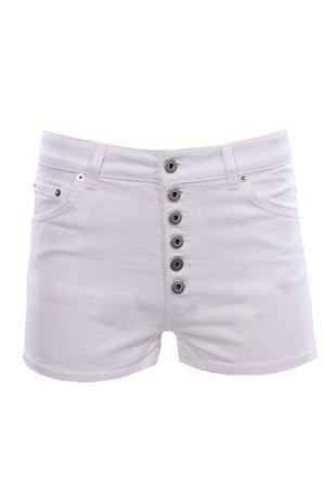 Shorts klum in denim di cotone DONDUP | 30 | DP277BBS0030DPTD000