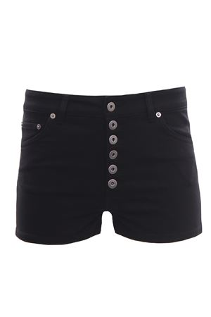 Shorts klum in denim di cotone DONDUP | 30 | DP277BBS0030DPTD999