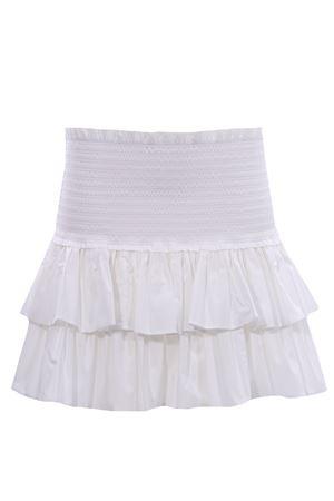 Mini skirt with flounces DONDUP | 5032307 | G487PS0012DXXX000