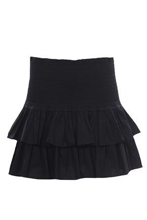 Mini skirt with flounces DONDUP | 5032307 | G487PS0012DXXX999
