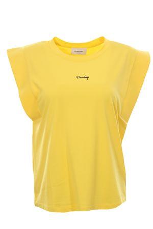Cotton t-shirt DONDUP | 8 | S861JF0234DBM8404