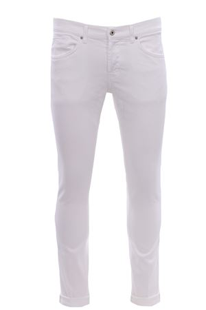 Jeans george in drill di cotone DONDUP | 24 | UP232BS0030UPTD000