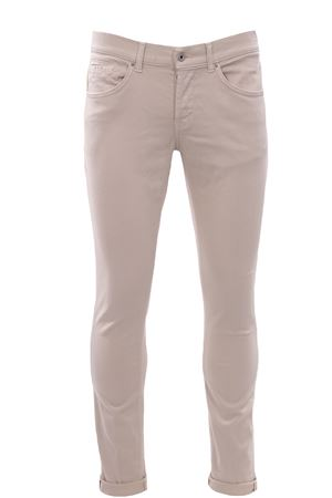 Jeans george in drill di cotone DONDUP | 24 | UP232BS0030UPTD011