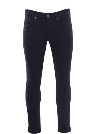 Jeans george in drill di cotone DONDUP | 24 | UP232BS0030UPTD890