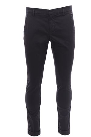 Pantalone gaubert in cotone stretch DONDUP | 5032272 | UP235GSE046UPTD910