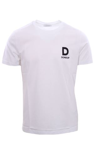 T-shirt in cotone DONDUP | 8 | US198JF0271UBH9000