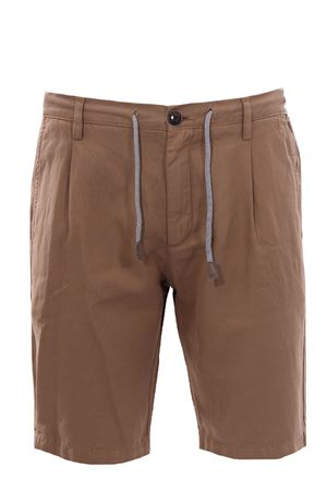 Cotton and linen jogger shorts ELEVENTY | 30 | C70BERC01TET0C02904