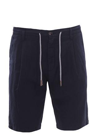 Cotton and linen jogger shorts ELEVENTY | 30 | C70BERC01TET0C02911