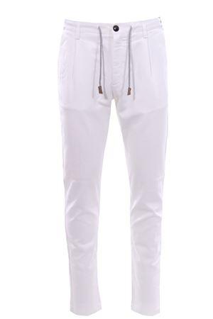 Pantalone jogger in cotone stretch ELEVENTY | 5032272 | C70PANC01TET0C02800