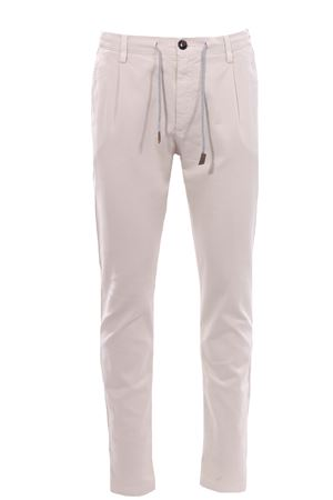 Pantalone jogger in cotone stretch ELEVENTY | 5032272 | C70PANC01TET0C02802