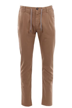 Pantalone jogger in cotone stretch ELEVENTY | 5032272 | C70PANC01TET0C02804