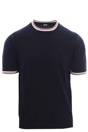 Cotton t-shirt ELEVENTY | -161048383 | C71MAGC03MAG0C00611