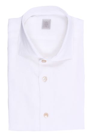 Camicia dandy in lino ELEVENTY   5032279   C75CAM05TES0A00101