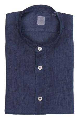 Camicia coreana in lino ELEVENTY   5032279   C75CAMA10TET0A01811
