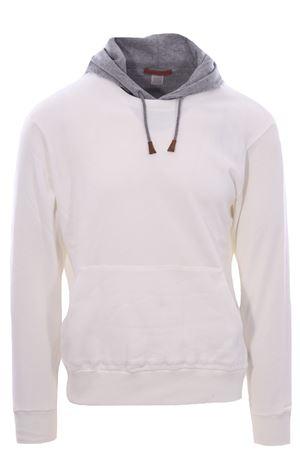 Sweatshirt with hood ELEVENTY   -161048383   C75FELC01TES0C17101