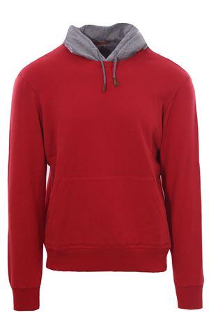 Sweatshirt with hood ELEVENTY | -161048383 | C75FELC01TES0C17118