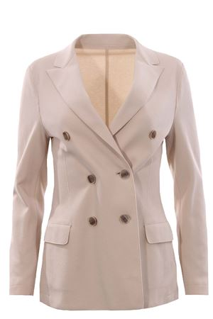 Double breasted jacket ELEVENTY | 5032284 | C80GIAA06TES0A162145