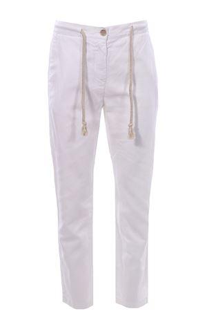 Linen and cotton pants ELEVENTY | 5032272 | C80PANC15TET0A04001