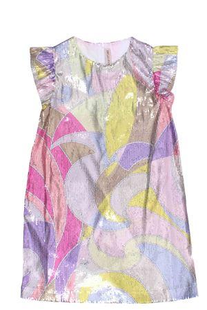 Dress with sequins Emilio pucci | 5032276 | 9012110C430204VI