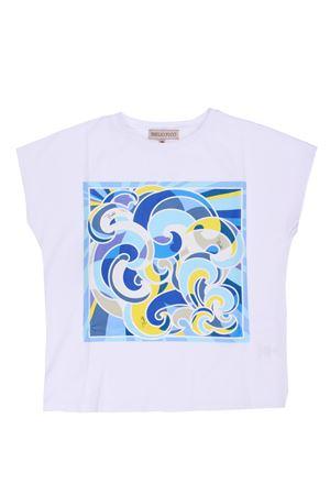 T-shirt girocollo con stampa Emilio pucci | 8 | 9082010C200100