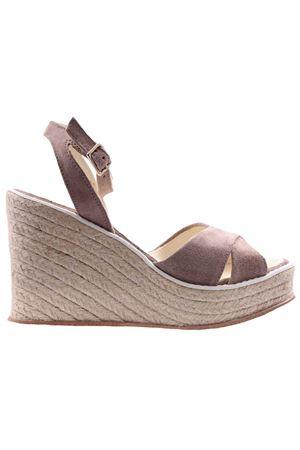 Leather and suede sandals ESPADRILLES | 5032293 | BETASILKBROMO