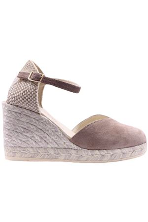 Leather and suede sandals ESPADRILLES | 5032293 | CLOESILKBROMO