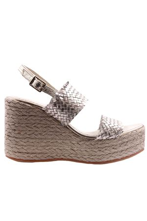 Leather and suede sandals ESPADRILLES | 5032293 | FILANAPAORO