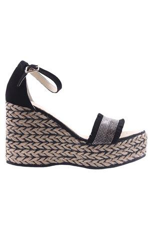 Leather and suede sandals ESPADRILLES | 5032293 | FILOSANTENEGRO