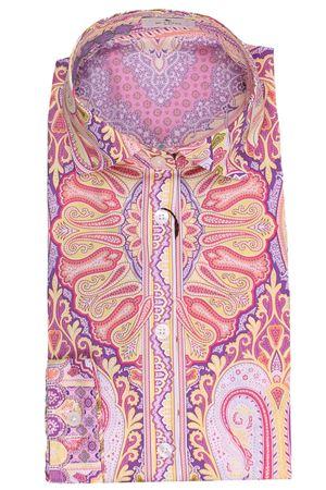 Camicia boyfit in cotone ETRO | 5032279 | 1430043928000