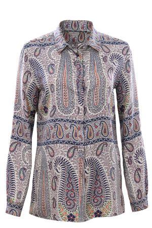 Silk shirt ETRO | 5032279 | 143024250200