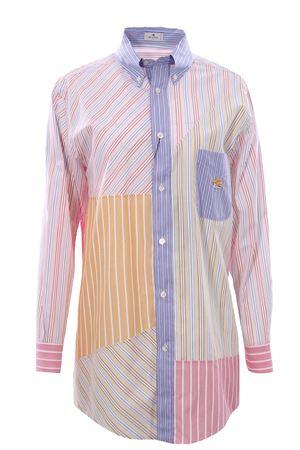 Cotton over shirt ETRO | 5032279 | 143066802701