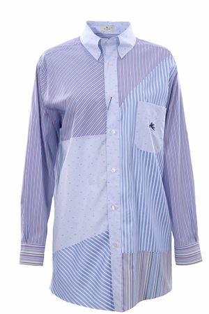 Cotton over shirt ETRO | 5032279 | 143066809250