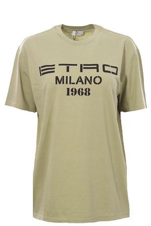 T-shirt con logo etro ETRO | 8 | 145179468500