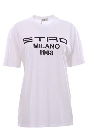 T-shirt con logo etro ETRO | 8 | 145179468990