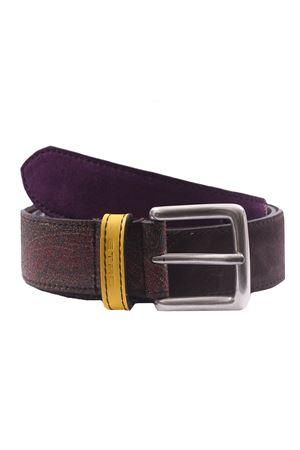 Bimateric belt ETRO | 5032288 | 1I11688908000