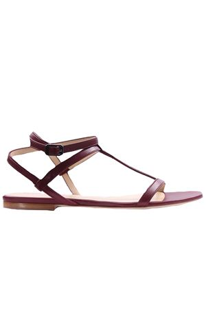 Leather sandals FABIANA FILIPPI | 5032296 | ASD271W592F435VR3