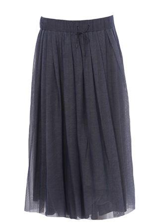 Long cotton skirt FABIANA FILIPPI | 5032307 | GND271W426F271VR7