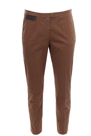 Cotton pants with pocket FABIANA FILIPPI | 5032272 | PAD271W350F2861222