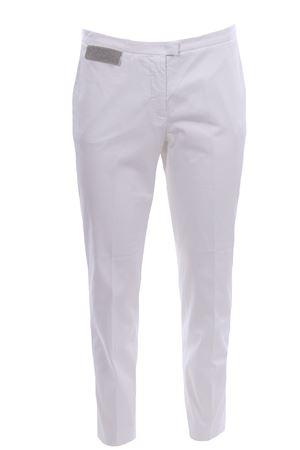 Cotton pants with pocket FABIANA FILIPPI | 5032272 | PAD271W350F28621