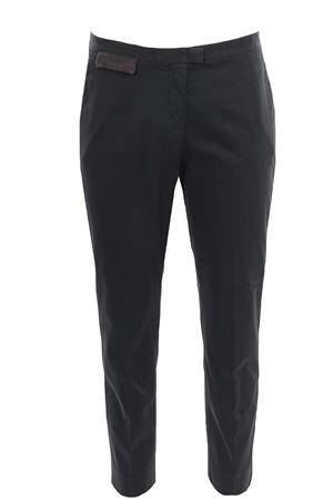 Cotton pants with pocket FABIANA FILIPPI | 5032272 | PAD271W350F2866133
