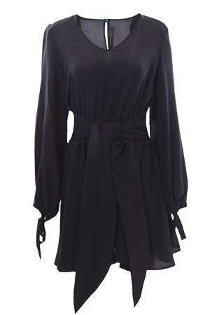 Silk dress with belt FEDERICA TOSI | 5032276 | FTE21AB036OSE00130002