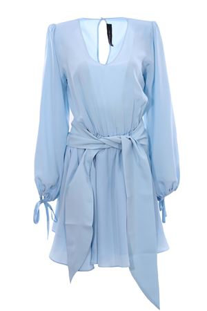 Silk dress with belt FEDERICA TOSI | 5032276 | FTE21AB036OSE00130359
