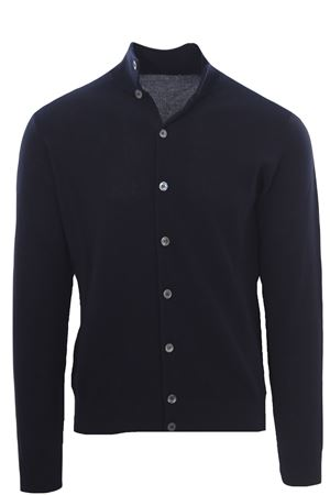 Cotton cardigan with buttons FILIPPO DE LAURENTIS | -161048383 | BB21MLCR12S890