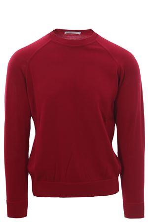 Cotton crew neck FILIPPO DE LAURENTIS   -161048383   GC11MLR2ACR12R330