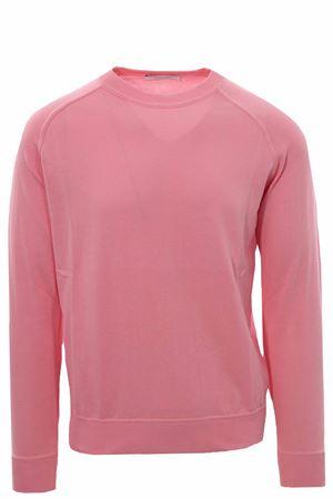 Cotton crew neck FILIPPO DE LAURENTIS | -161048383 | GC11MLR2ACR12R400