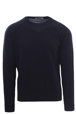 Cotton crew neck FILIPPO DE LAURENTIS | -161048383 | GC11MLR2ACR12R890