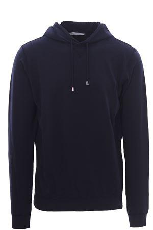 Vintage sweatshirt with hood FILIPPO DE LAURENTIS | -161048383 | H03AMLPIQVIN890
