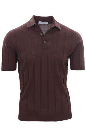 Cotton polo shirt FILIPPO DE LAURENTIS | -161048383 | PL11MCCR14C280