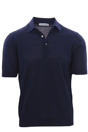Cotton polo shirt FILIPPO DE LAURENTIS | -161048383 | PL11MCCR14T880
