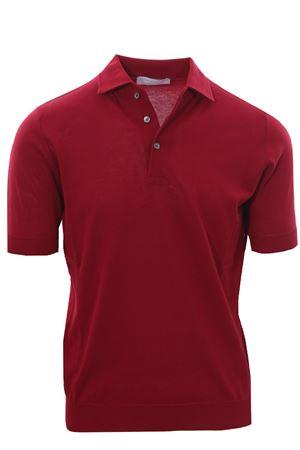 Maglia polo in cotone collo camicia FILIPPO DE LAURENTIS | 2 | PL11MCPARCR14R330